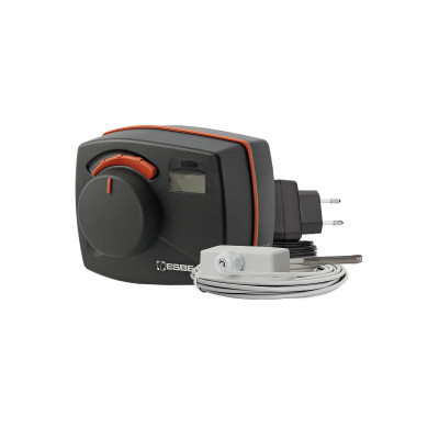 Контроллер-привод поворот. ESBE CRC111 (220В,6Нм,90°,наруж.t⁰C,КО-РО-ТП)
