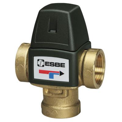 Клапан термостатический смесительный ESBE VTA321 (DN20,Kvs1.6,PN10,ВР 3/4